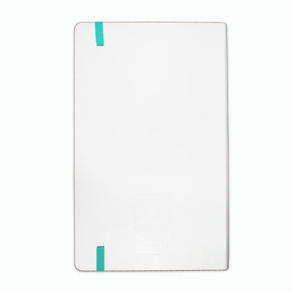 Moleskine Notebook A5 (White)
