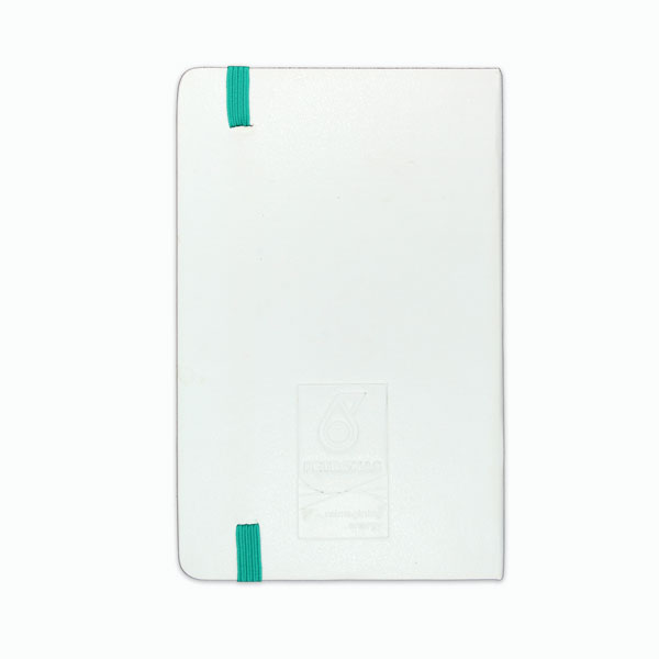Moleskine Notebook A6 (White)
