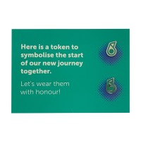PETRONAS Magnetic Lapel Pin (2pcs)