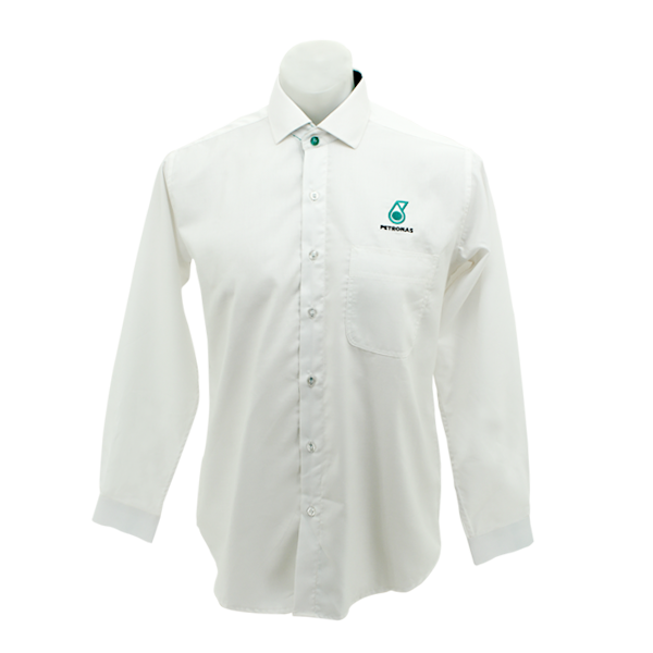 PETRONAS Corporate Shirt Long Sleeve (Ma...