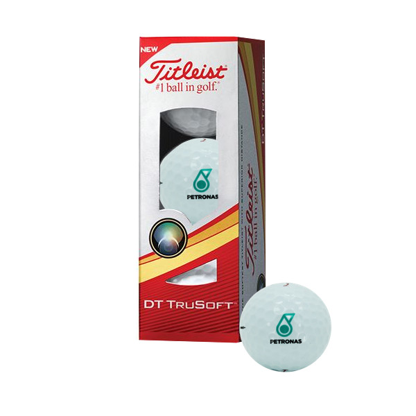 PETRONAS Golf Balls Tube