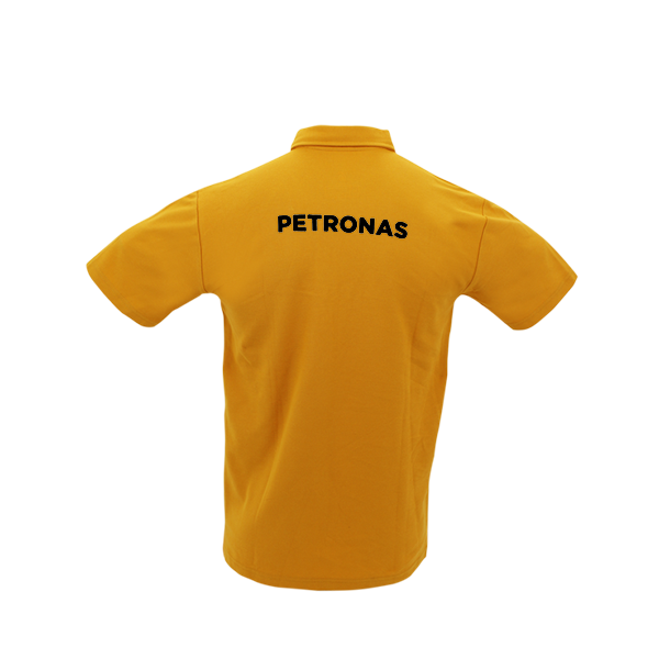 PETRONAS Corporate Polo T-Shirt Short Sl...