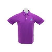 PETRONAS Corporate Polo T-Shirt Short Sleeve Purple