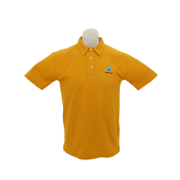 PETRONAS Corporate Polo T-Shirt Short Sleeve Yellow