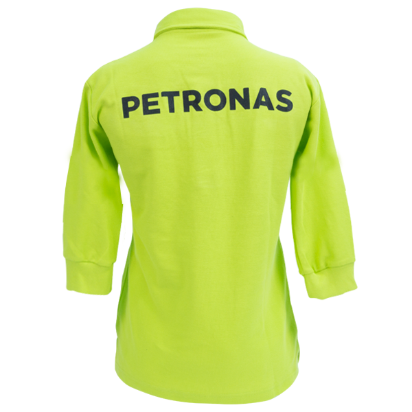PETRONAS Corporate Polo T-Shirt 3/4 Slee...