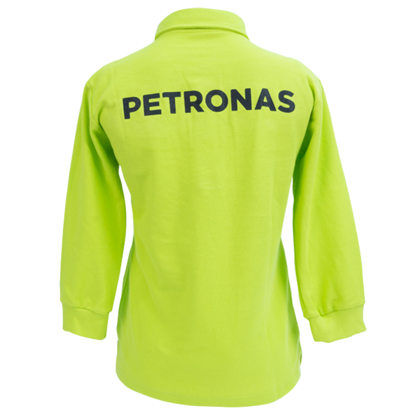 PETRONAS Corporate Polo T-Shirt Long Sle...